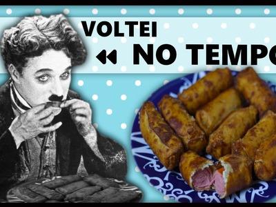 O Lanche mais Fácil de Todos os Tempos - 2 Ingredientes #VaiGordinha