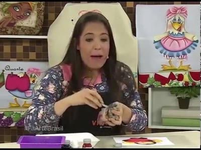 Programa da Cueca-Arte Brasil -11 01 2016-Thanynha Ávila