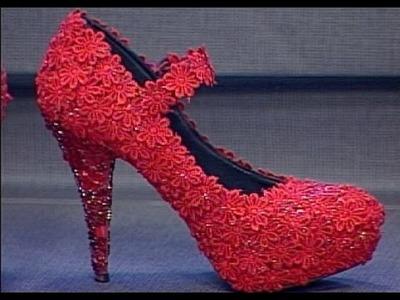 DTUP - Customização de sapatos