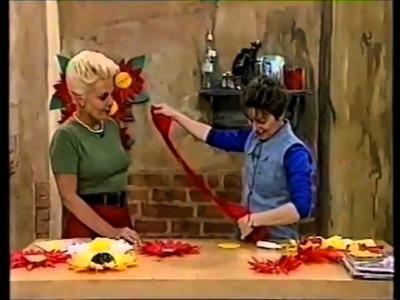 "FESTA JUNINA - ""Flores de crepom"" - Programa ""Note e Anote"" - TV Record"