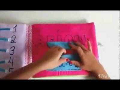 Livro Sensorial
