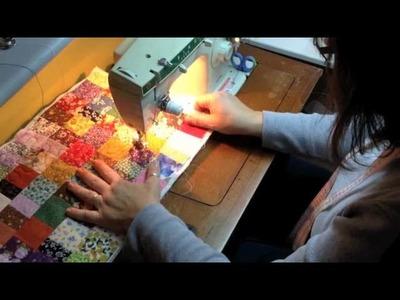 Quilt Livre com Adriana Prati patchwork