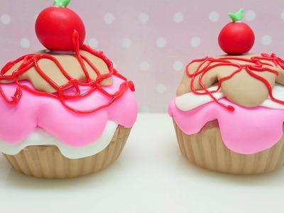 Cupcake fácil e rápido com Viviane Magalhães