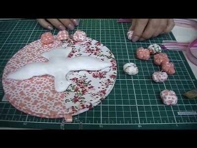 Fitas Progresso - Mandala com Divino - Clube de Artesanato