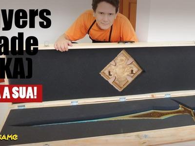 Sayers Blade Aika – Faça a sua!