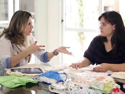 Tudo sobre fraldas de pano modernas - G&M na TV#4