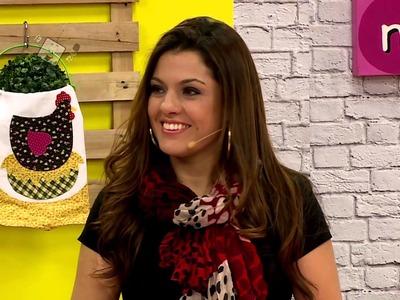 Ateliê na TV - Rede Brasil - 13.08.15 - Vera Brugin e Lia Pavan