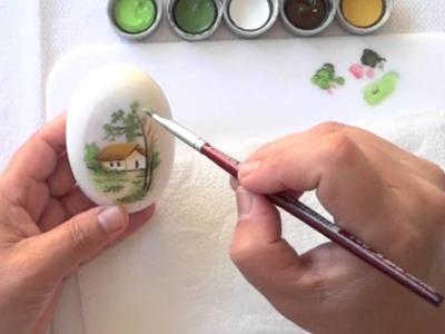 Aula 1 - Pintura em Sabonete