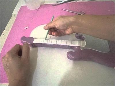 Aula de biscuit   Guitarra   Parte 2