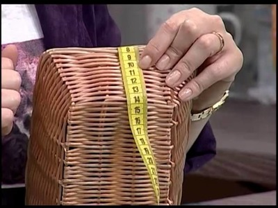 Capa para cesta de pão