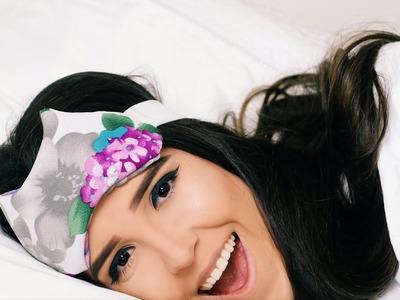 Faça Você Mesmo: Máscara de Dormir com Ervas | almacamponesa