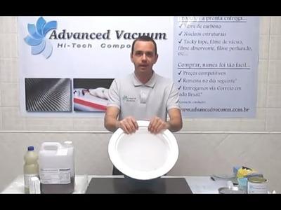 Fibra de Vidro - Como Copiar Uma Peça Parte 1.2