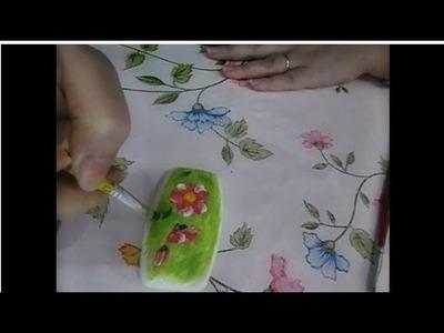 Pintura em Sabonete