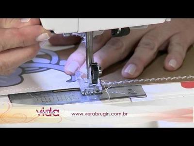 Vida Melhor - Artesanato: Maleta em scrap decor (Vera Brugin)