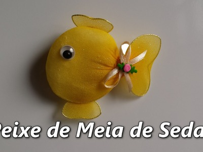 Peixe de Meia de Seda