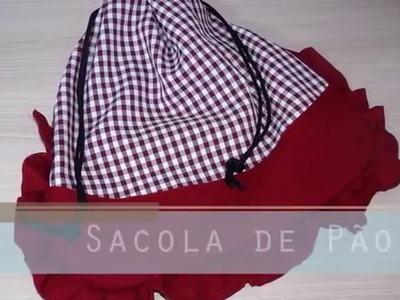 SACOLA DE PÃO
