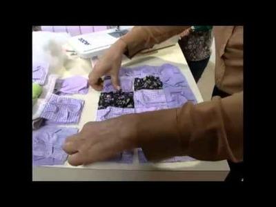 20120702 Trocador de bebê em patchwork parte 3
