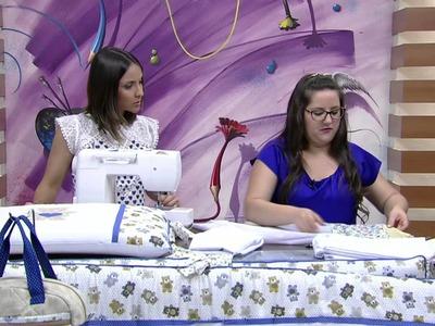 Mulher.com - 14.10.2015 - Jogo de lençol - Regina Heitor PT2