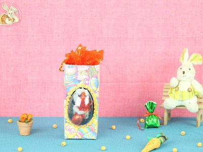 Páscoa na Caixa de Leite #PascoaAtelieSagitario