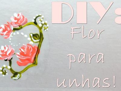 #8 DIY: Decoração de Unha | Vanessa Carneiro