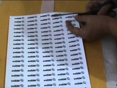 Etiquetas de tecido