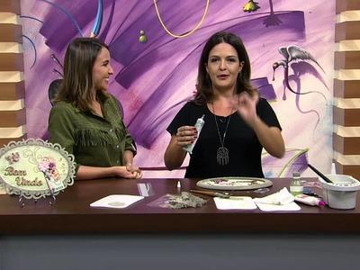 Mulher.com - 26.02.2016 - Placa de boas vindas - Marisa Magalhães PT2