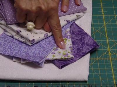 Patchwork Patchaula  Tipos de Tecidos  tom tom e combinações Rose Becker