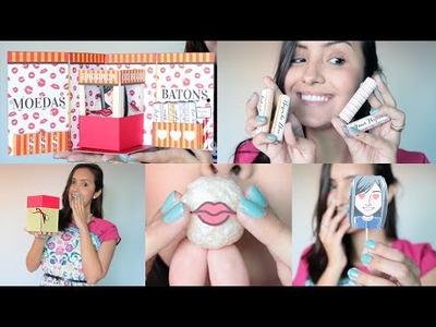 DIY: Barraquinha do Beijo - Presente para o Namorado