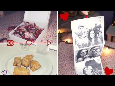 DIY Dia dos Namorados | Gift & Treats | Thayná Souza