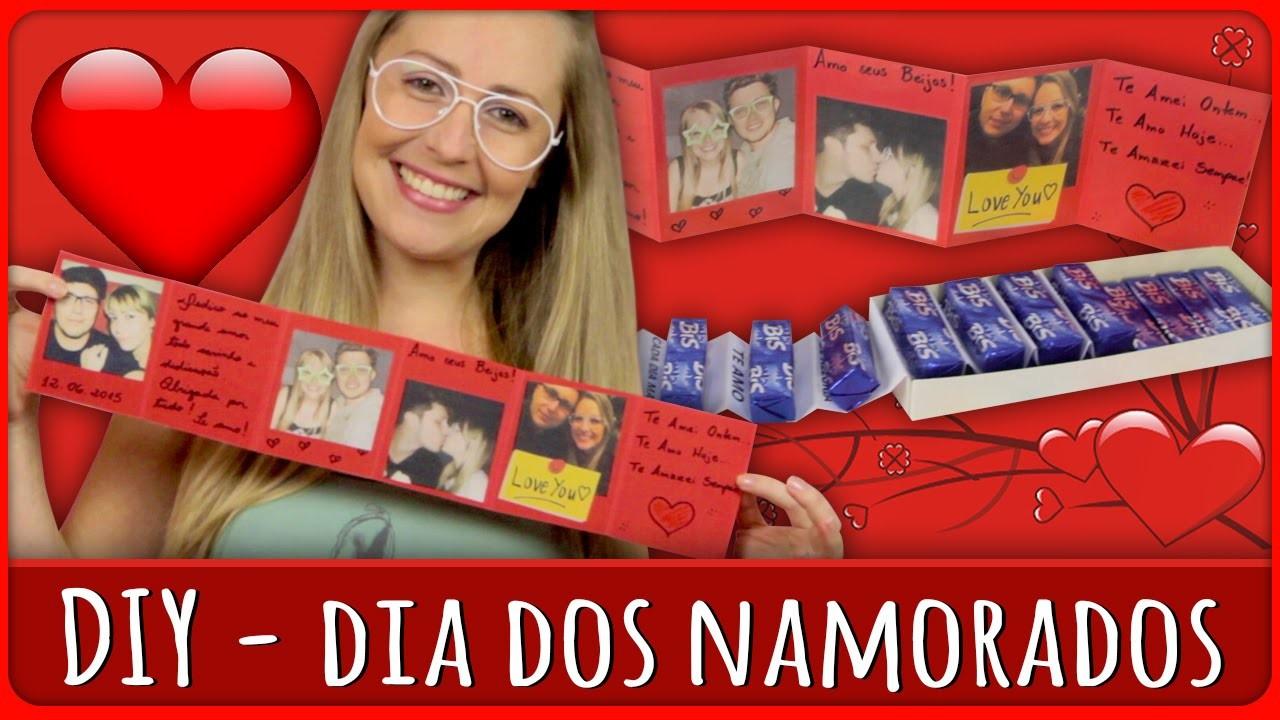 Lembraças - ESPECIAL DIA DOS NAMORADOS =DiY