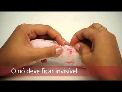 Camila Camargo - Técnica Ponto Invisível