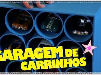 COMO MONTAR UM ORGANIZADOR DE CARRINHOS PARA O SEU FILHO!