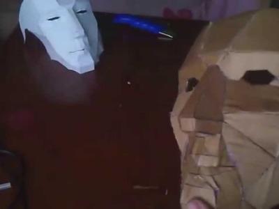 Máscara face humana (mascara simples)