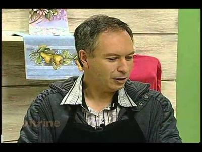 Pintura em MDF com Célia Bonomi e Pintura com Luis Moreira | Vitrine do artesanato na TV