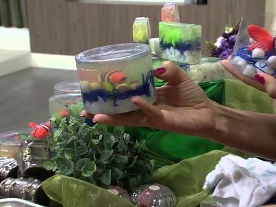 24.09.2013 Mulher.com - Sabonete infantil: barra aquário - Tiane Fontaine - (Bloco 2.2)