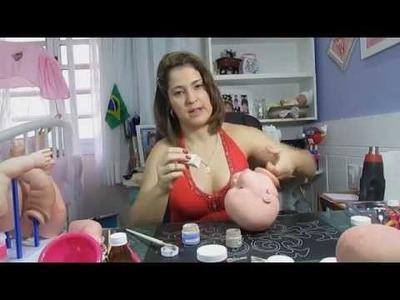 4º vídeo Como transformar sua boneca em Réplica de Bebê