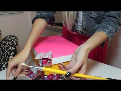 ArtTeen - Como fazer uma caixa de make