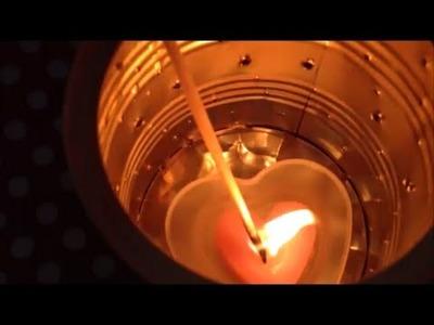 Aula 2 - Luminária de lata de leite