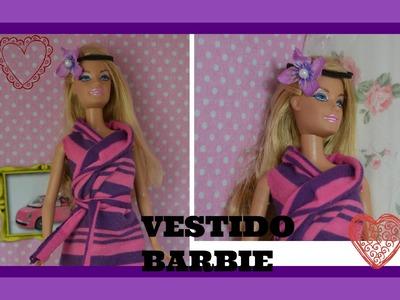 Como fazer roupinhas para as bonecas Barbie