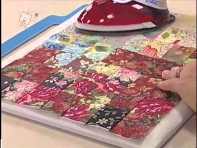 Patchwork Ana Cosentino: Watercolor (Ateliê na TV 23.11.12)