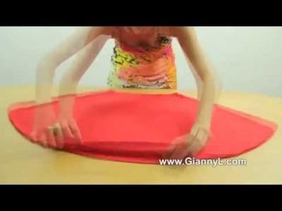 Como fazer uma blusa chique!