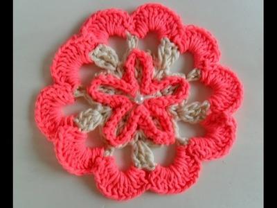 Flor Para Aplicação Em Tapete