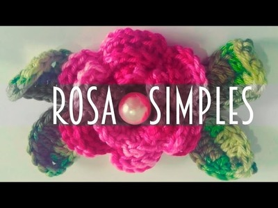 Rosa simples