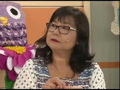 Tapete Rosa com Cristina Luriko | Vitrine do Artesanato na Tv