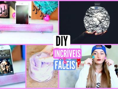 4 Idéias Fáceis de DIY que Você Precisa Tentar Fazer | Faça Você Mesmo
