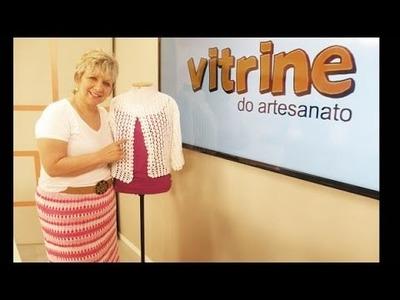 Bolero Valfogo com Vitória Quintal | Vitrine do Artesanato na TV