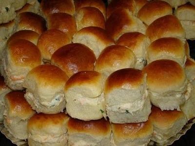 Como fazer pão de leite bem fofinho.