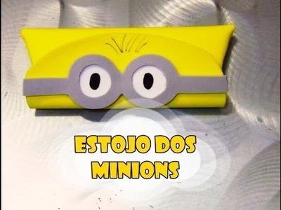 DIY.: Estojo dos Minions