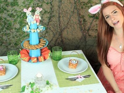DIY :: Pascoa (parte 2) - Como decorar sua mesa de Páscoa
