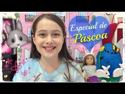 Tutorial: Ovo de Páscoa Surpresa de Massinha (Play-Doh Egg) Julia Silva